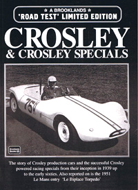 Crosley Cars 1939-1952 Limited Edition