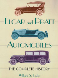 Elcar and Pratt Automobiles- The Complete History