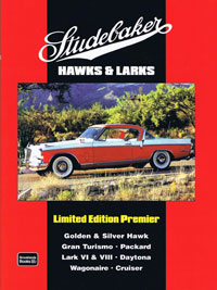Studebaker Hawks and Larks Limited Edition Premier