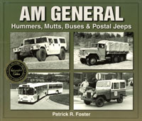 AM GENERAL – Hummers, Mutts & Postal Jeeps