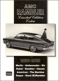 AMC RAMBLER – Limited Edition