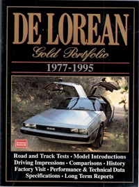 Delorean Gold Portfolio