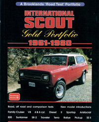 International Scout 1961-1980 Gold Portfolio