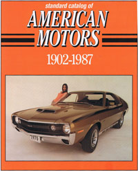 The Standard Catalog of American Motors