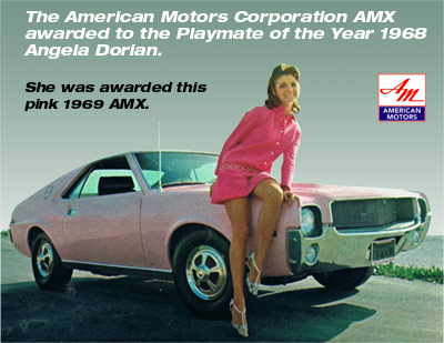 The AMC AMX was an automobile in the Gran Turismo (GT) tradition. It was produced by the American Motors Corporation (AMC) and sold at a budget price.